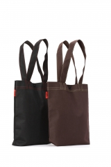 Trendy ColorTRIM ToteBag suitable for Customization, trimmed with stylish threadings